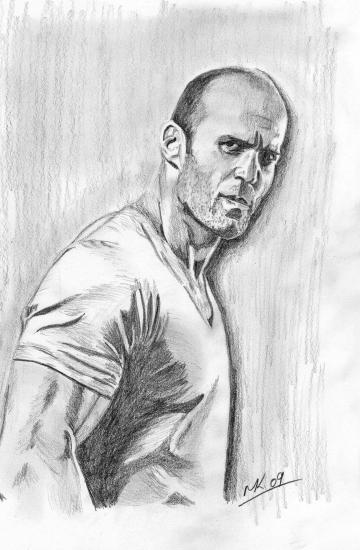Jason Statham par 11mk11